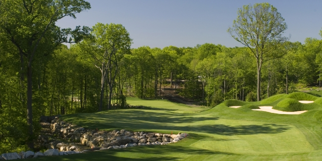 Pound Ridge - Hole #10