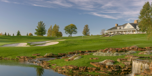 Turning Stone Casino Resort New York golf packages