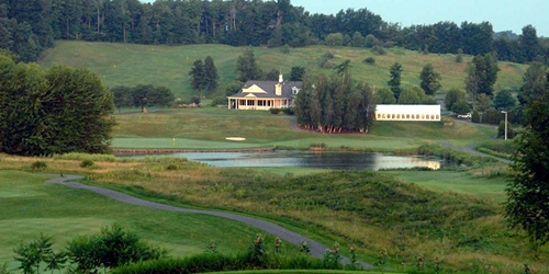 Greystone Golf Club New York golf packages