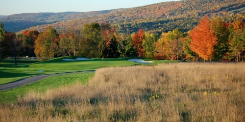 Bristol Harbour Golf Club New York golf packages