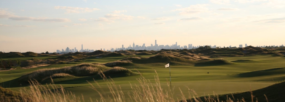 Trump Golf Links at Ferry Point
